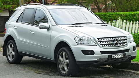 W164 Mercedes-Benz ML-Class Key Programming - Virtual Locksmith Service