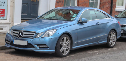 C207 Mercedes-Benz E-Class Key Programming - Virtual Locksmith Service