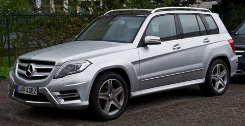 X204 Mercedes-Benz GLK-Class Ignition Switch Repair - Virtual Locksmith Service