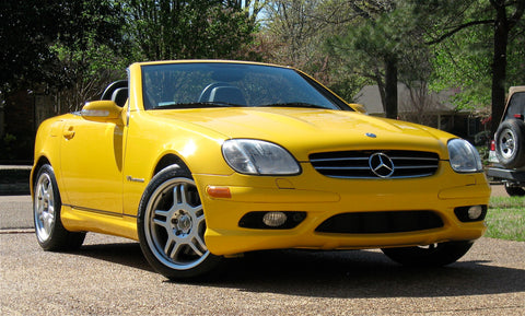 R170 Mercedes-Benz SLK-Class Key Programming - Virtual Locksmith Service