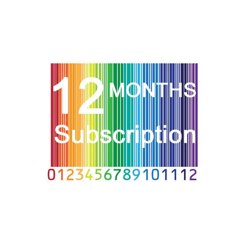 12 Months Subscription for UHDS