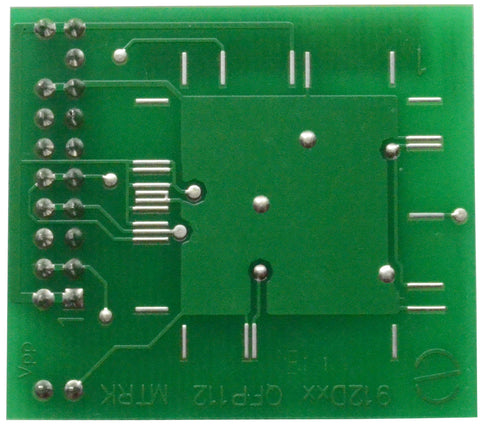 912Q Adapter for Orange5 - for 912Dxxx QFP80,QFP112 (for soldering)