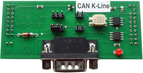CAN K-Line Adapter for Orange5 - for Interfaces CAN and K-Line