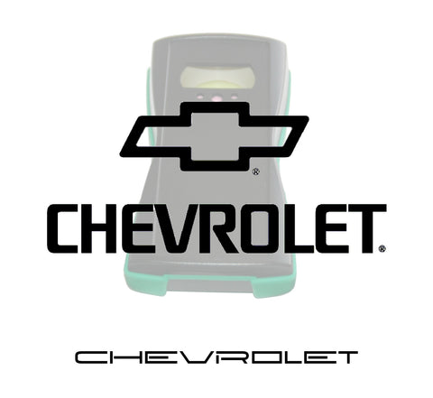 Chevrolet maker for Tango - software update