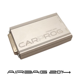 CARPROG software update for 2014 AIRBAGS
