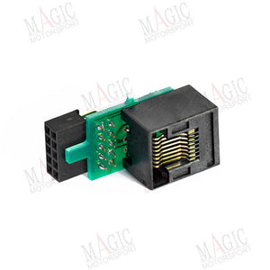 MAGICMOTORSPORT - RJ45 Plug In Adapter for BDM