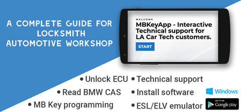 LA Car Support - One day subscription