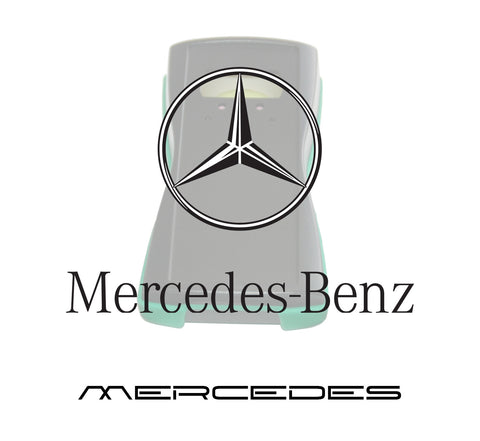 MERCEDES maker for Tango - software update