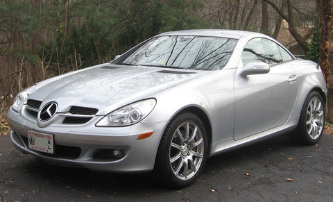 R171 Mercedes-Benz SLK-Class Ignition Switch Repair - Virtual Locksmith Service