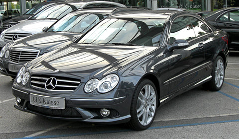 C209/W209 (Coupe) Mercedes-Benz CLK-Class Key Programming - Virtual Locksmith Service