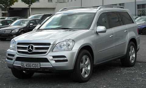 X164 Mercedes-Benz GL-Class Ignition Switch Repair - Virtual Locksmith Service