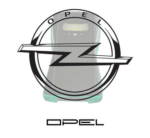 Opel maker for Tango - software update