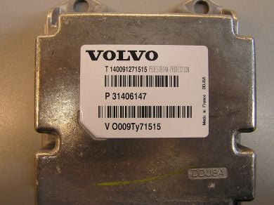 S5.45 - Programming by OBDII for Volvo V40 2013 pedestrian airbag module with Infineon processors