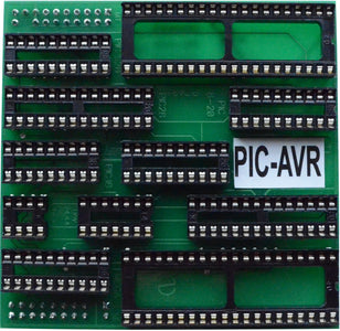 PIC-AVR Adapter for Orange5 - for Microchip PIC12,PIC16 and Atmel AVR