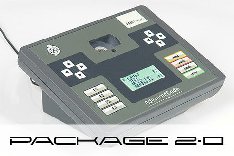 Advanced Code Evo software update - package 2 - EEPROM + advanced
