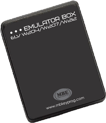 MBE Engineering offers a unique solution for replacing ESL/ELV. If you have faulty motor or 'fatal error', simply take out the ELS/ELV and replace it with our EMULATOR BOX. New MIDI repair kit works perfectly smooth with W204, W207 and W212 Mercedes-Benz ESLs.