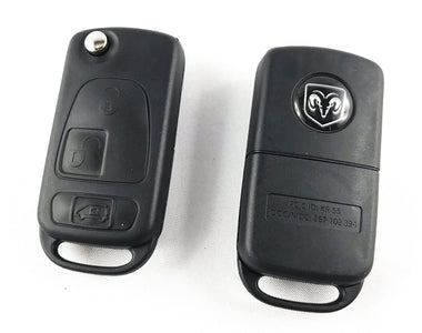 Dodge Sprinter 3 buttons flip key