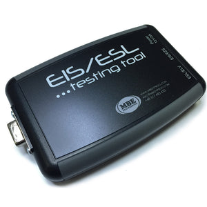 EIS/ESL Testing tools - our new device designed for on-bench testing of EZS (EIS), ESL (ELV). Tool is designed with ESL Emulator hidden inside and it has automatic switch - it can either read ESL or switch into  emulation mode.