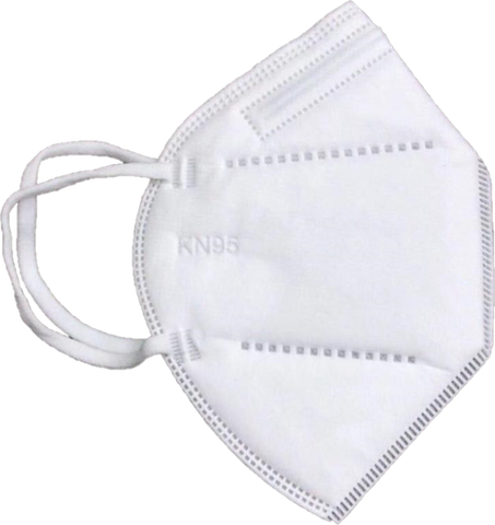 10pcs KN95, Face Mask KN-95, Disposable, Personal Protection