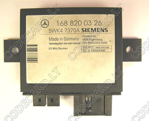 S4.5 - Key programmer for Merceds-Benz
