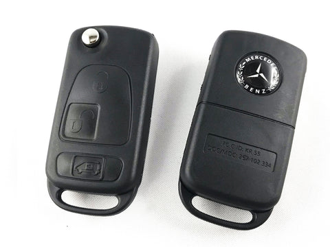 Mercedes Sprinter 3 buttons flip key