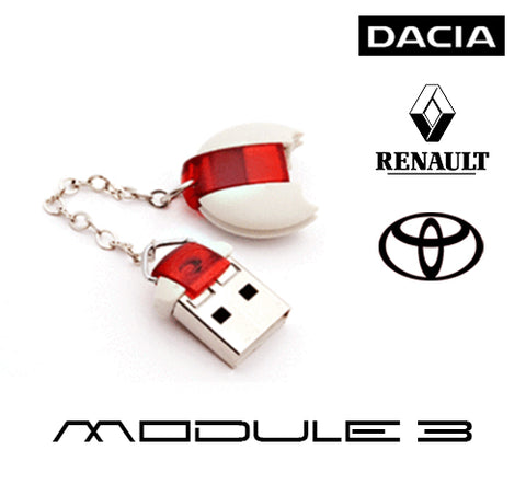 DiagCode - TOYOTA/ RENAULT/ DACIA software update