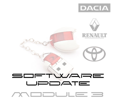 DiagCode - TOYOTA/ RENAULT/ DACIA - software update