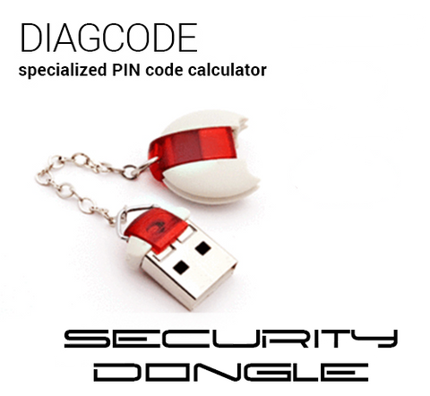 DiagCode - USB - security dongle