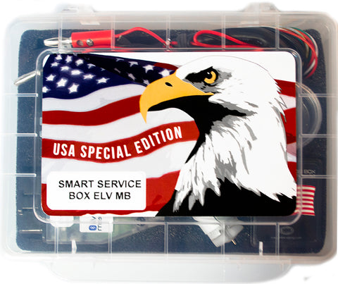 USA Special Edition - Smart Service Box ELV Mercedes-Benz