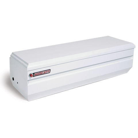 "Weather Guard Steel All-Purpose Extra Wide Chest in Brite White  #685-3-01 19.25"" H x 27"" W x 62"" L"
