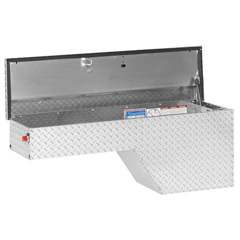 "Weather Guard Aluminum Driver Side Pork Chop Box #172-0-01  19.5"" H x 13.25"" W x 46.75"" L"