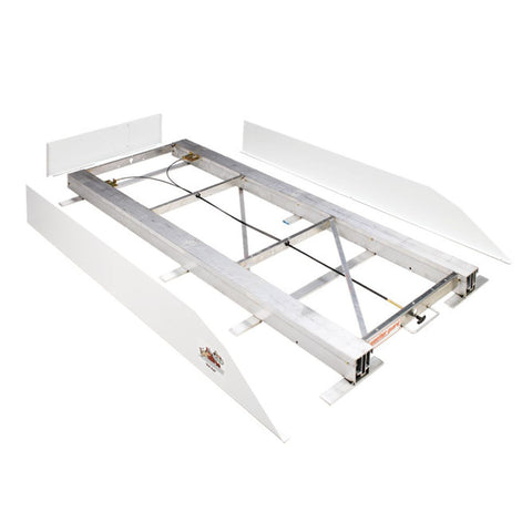 "Weather Guard Bed Rat Sliding Platform  #3400 4.75"" H x 44.75"" W x 90"" L"