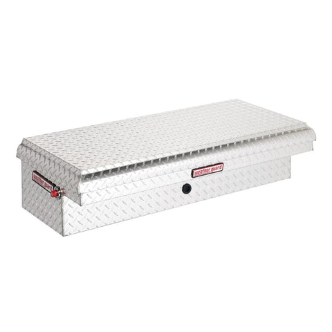 "Weather Guard Aluminum Low Profile Low Side Box Passenger Side #181-0-01 11.75"" H x 19.25"" W x 44.25"" L"