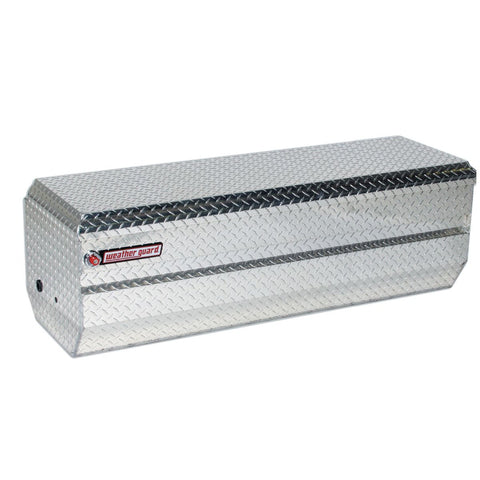 "Weather Guard Aluminum Full-Size All Purpose Chest #664-0-01 19.25"" H x 20"" W x 62"" L"