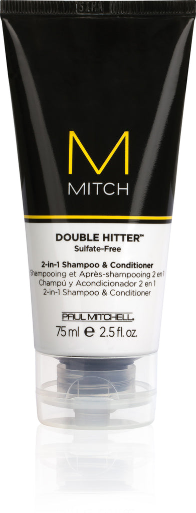 Mitch Double Hitter - Shampoo & Conditioner
