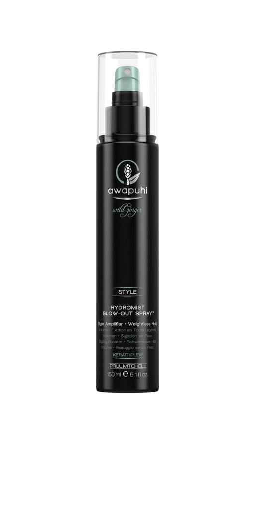 Awapuhi Wild Ginger - Style - Hydromist Blow-out Spray