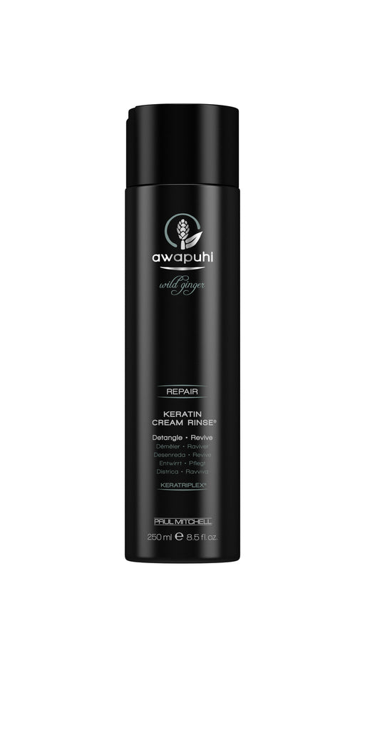 Awapuhi Wild Ginger - Repair - Keratin Cream Rinse