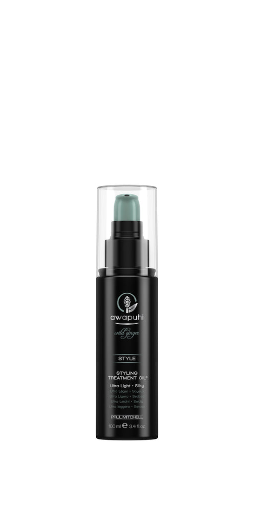 Awapuhi Wild Ginger - Style - Styling Treatment Oil