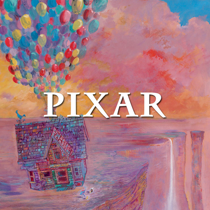 Featured - Disney Pixar