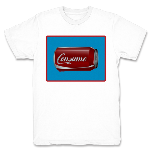 CONSUME COLA Tee