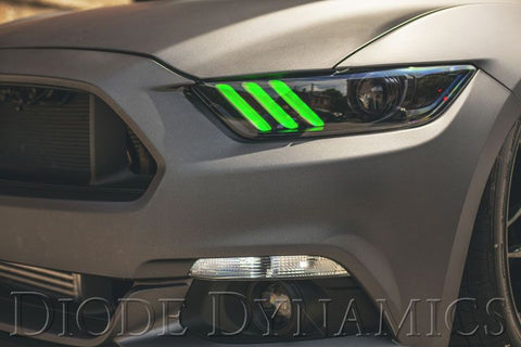 2015-2017 Ford Mustang Multicolor DRL LED Boards
