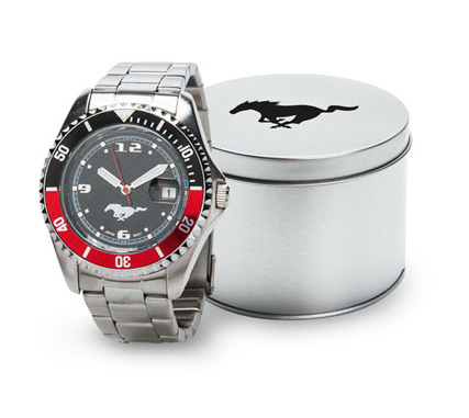 MUSTANG HIGH TECH WATCH