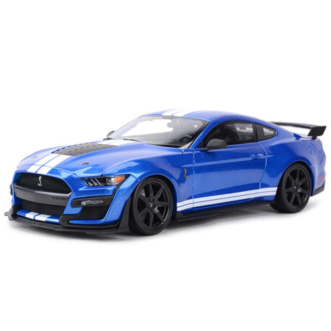 Maisto 1:18 2020 Mustang Shelby GT500 Model Car Toys
