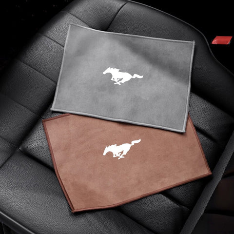 1PCS Car Chamois Leather Absorb