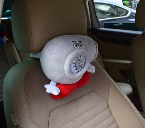 pillow turbine headrest hold pillow TURBO