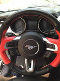steering wheel cover for 2015-2017 Mustang