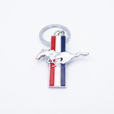 Ford Mustang Logo Emblem Chaveiro Car Key Ring