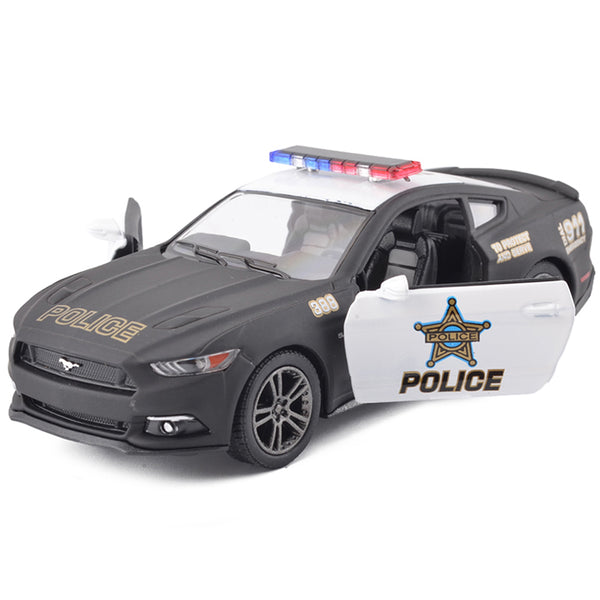 1:38 Ford 2017 Mustang GT Police