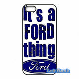 Ford Mustang Logo Phone Cases Cover