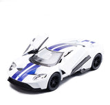 High simulation 1:38 Scale 2017 Ford GT  Metal Car